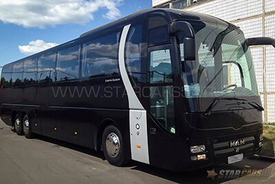 Аренда автобуса MAN Lion's Coach L R08